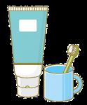 良質な歯磨き剤